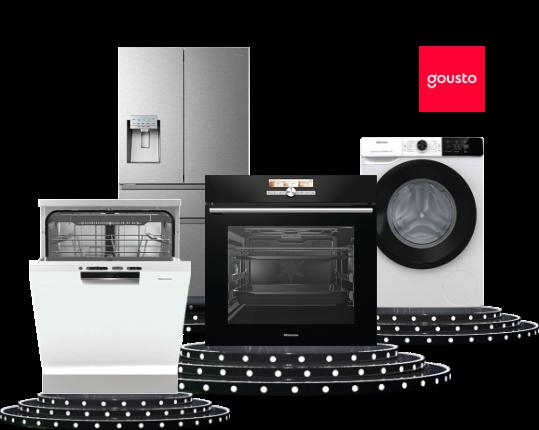 hisense appliances